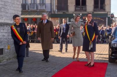 """Herentals betaalde 5.000 euro voor bezoek Filip en Mathilde: """"Mooi stukje citymarketing"""""""