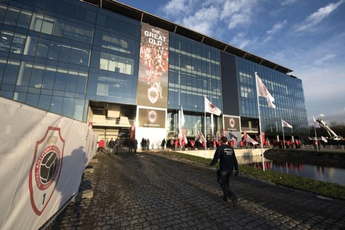 """Antwerp plaatst tijdelijke tribune tijdens Play-off 1: """"Willen rol van betekenis spelen"""""""