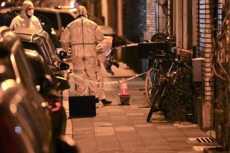 Opnieuw ontploffing in Antwerpen-Noord: auto brandt uit in Biekorfstraat