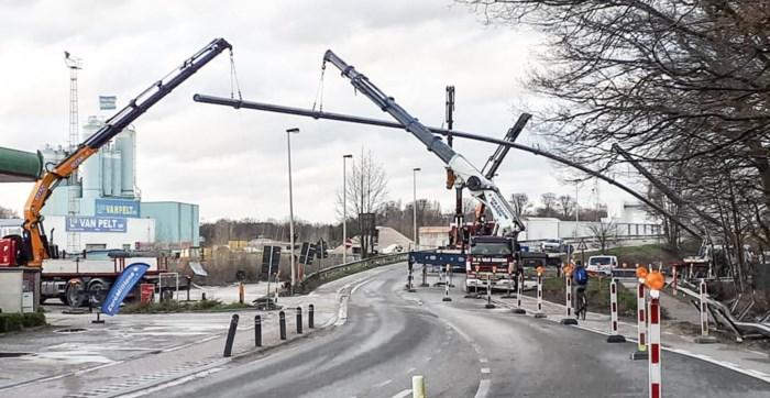 Hoogmolenbrug twee weken langer afgesloten