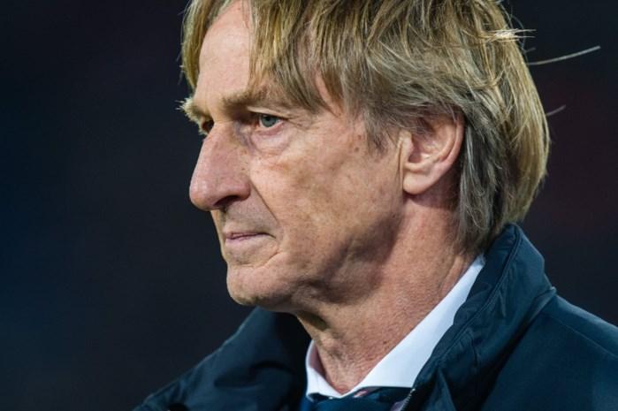 Ex-Club Brugge-trainer Adrie Koster blijft tot 2021 bij Willem II