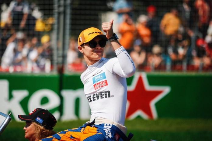 """Opvolger Stoffel Vandoorne na eerste F1-race: """"Ik heb mezelf en McLaren teleurgesteld"""""""