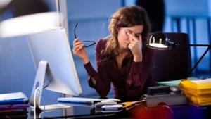 Arbeider meer vatbaar voor burn-out dan directeur
