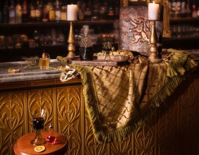 Antwerps restaurant Black Smoke wordt 'Game of Thrones'-bar