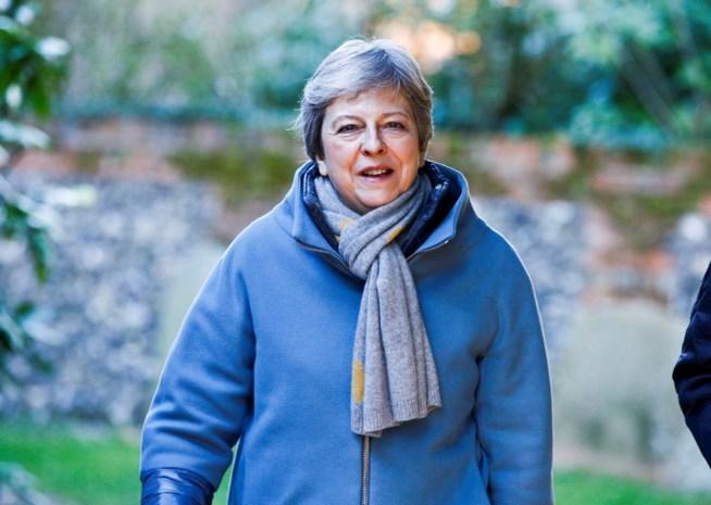 """""""Gefrustreerde"""" May haalt lang Brexit-uitstel van tafel"""