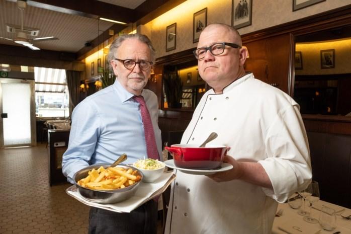 In dit Antwerps restaurant eet je de lekkerste stoofvlees-friet