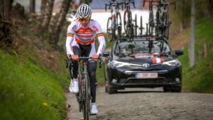 """Stijn Devolder over zijn rol in Ronde van Vlaanderen in dienst van Van der Poel: """"Ik geloof in Mathieu"""""""