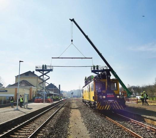 Alle treinverkeer in Kempen elektrisch vanaf eind 2022