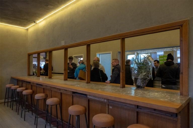 Fiskeskur: nieuw visrestaurant in douanegebouw op Eilandje
