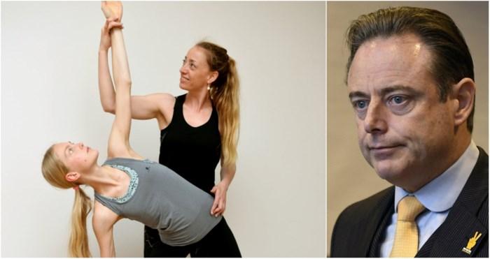 """""""Yoga en cocaïne gaan absoluut niet samen"""":  yogi reageren op quote van De Wever"""