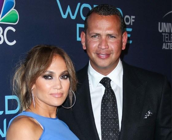 Jennifer Lopez spreekt voor het eerst over haar verloving