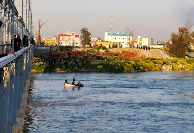 Meer dan zeventig doden door schipbreuk ferry in noorden Irak