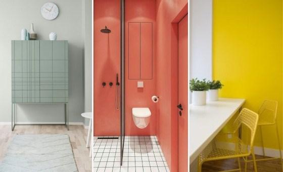 Zo passen de trendkleuren in je huis