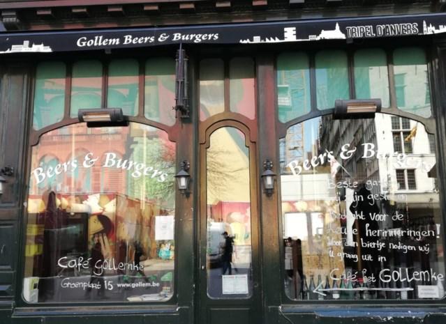 Gollem Beers & Burgers aan Suikerrui sluit