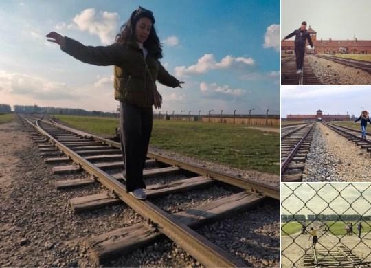 """Auschwitz is """"respectloze"""" toeristen beu: """"Hier zijn meer dan een miljoen mensen vermoord"""""""