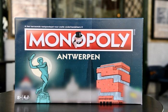 Bepaal zelf welke locatie er nog bij komt in de nieuwe Antwerpse Monopoly-uitgave