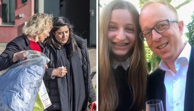 """Vader vermoorde Eline (14) in open brief na vrijlating moeder: """"Dit is een nachtmerrie"""""""