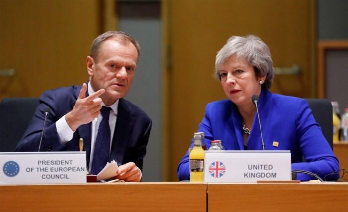 Europese leiders vinden akkoord over brexit-uitstel