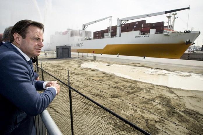 """Bart De Wever somber over strijd tegen de cocaïnesmokkel: """"Brussel is nauwelijks geïnteresseerd"""""""