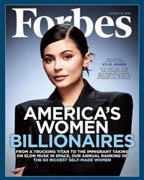 """Kylie Jenner rekent af met kritiek: """"Ik heb alles zelf opgebouwd"""""""