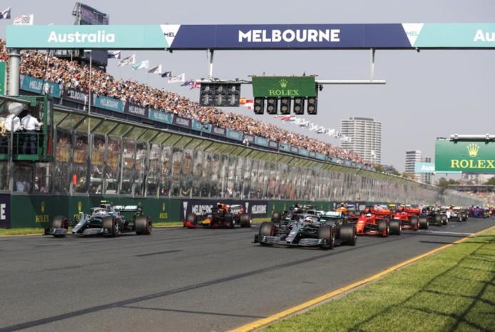 """""""Dit moet de snelste startprocedure ooit in de F1 geweest zijn"""""""