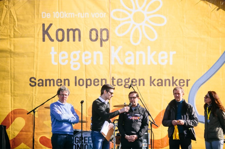 100km-run voor Kom op tegen Kanker levert ruim 1,4 miljoen euro op