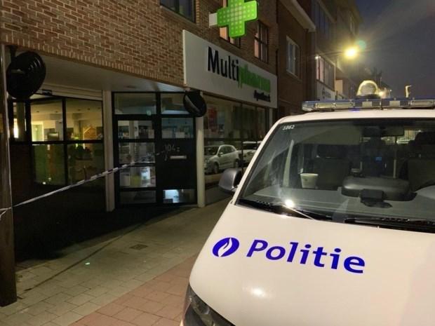 Verdachten van overvallen op apotheken opgepakt tijdens nieuwe overvalpoging
