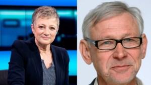 Oud-VRT-journalist en echtgenoot Martine Tanghe overleden