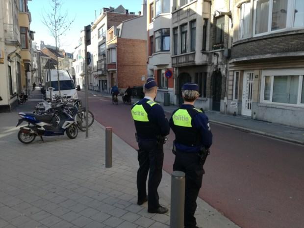 Politie controleert fietsstraten, foutparkeerders en alcohol achter het stuur
