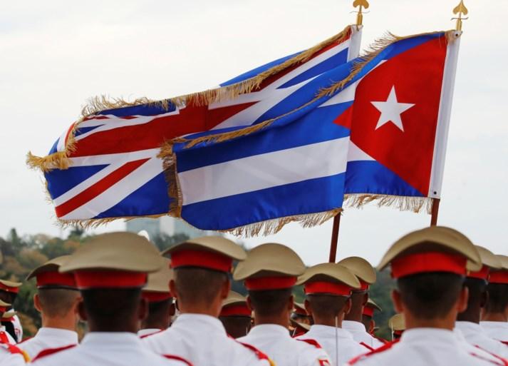 Prins Charles brengt historisch bezoek aan Cuba