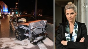 """Klacht tegen vriend van Tanja Dexters: """"Ambulancier bedreigd na ongeval"""""""