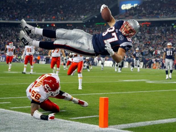 Rob Gronkowski, drievoudig winnaar van Super Bowl, stopt op zijn 29e