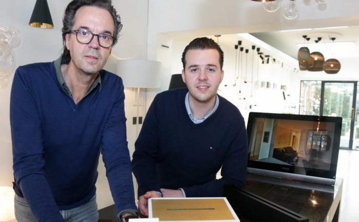 Familiebedrijf wint prestigieuze award met verlichting die in het plafond verdwijnt