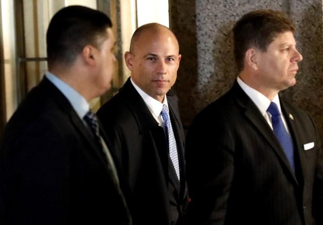 Advocaat Stormy Daniels verdacht van poging tot afpersen Nike