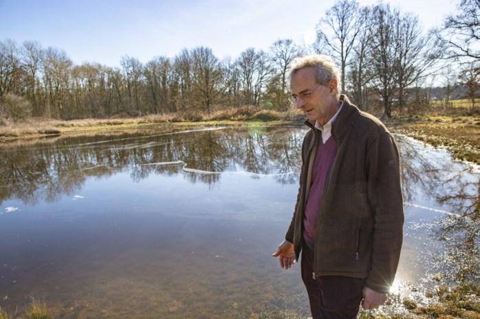 """Alan (67) uit New York beheert uitgestrekt Kempens natuurgebied: """"Beste middel tegen depressie"""""""