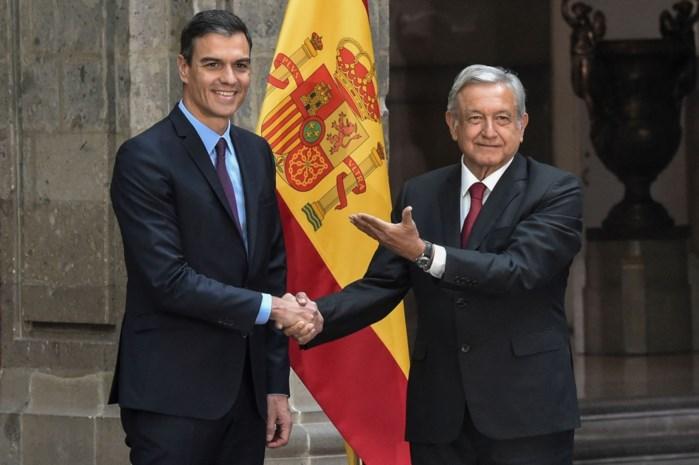 Mexico vraagt excuses van Spanje en paus voor misdaden tegen inheemse volkeren