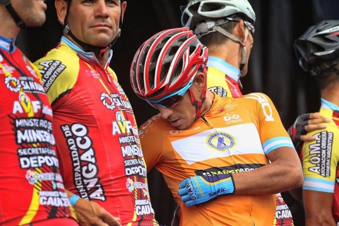 Bergkoning van Vuelta a San Juan voorlopig geschorst door UCI