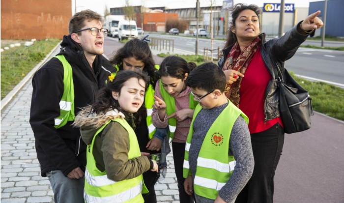Stad start workshops rond verkeersveiligheid