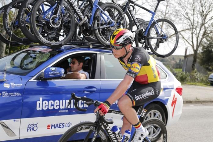 Deceuninck-Quick Step maakt teams bekend voor Vlaams drieluik: niet Lampaert maar Keisse in Brugge-De Panne