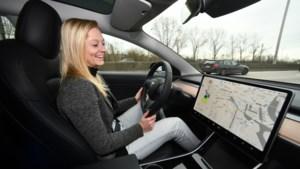 Onze stadsreporter test de Tesla:
