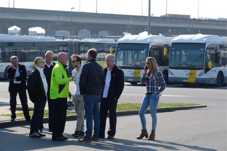 Tweede geval van agressie tegen chauffeur De Lijn in Antwerpen, busverkeer hele dag zwaar verstoord