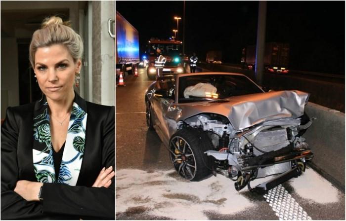 """Nieuwe getuigenis over ongeval met Tanja Dexters: """"Brutaal geremd? Nee. 'Domme koe' geroepen? Ook niet."""""""