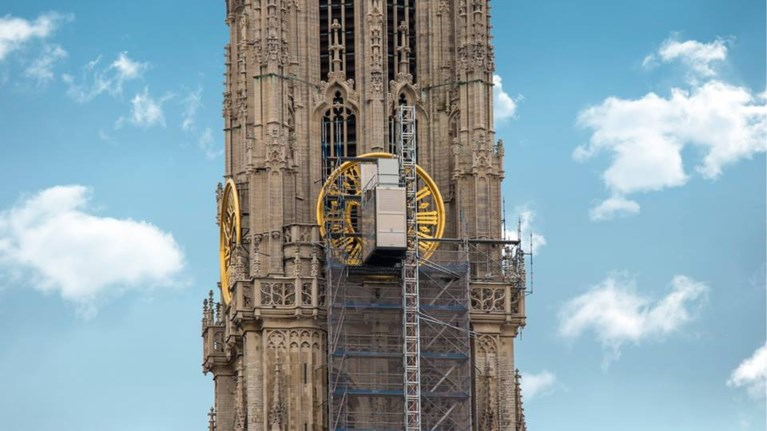 De beste 1 aprilgrappen: kattenteam bij Antwerpse politie, ledverlichting aan kathedraal ...