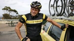 Armstrong kreeg 1 miljoen dollar om deel te nemen aan de Tour Down Under