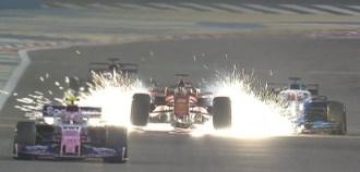 Drama voor Ferrari in Bahrein: Lewis Hamilton wint na motorproblemen Charles Leclerc en spin van Sebastian Vettel