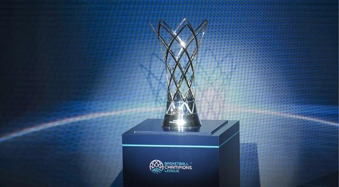 Trophy Champions League Basketbal is woensdag ganse dag in Antwerpen