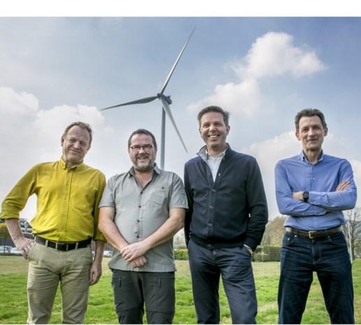 Campina Energie wil nog dit jaar twee windturbineparken mee opstarten