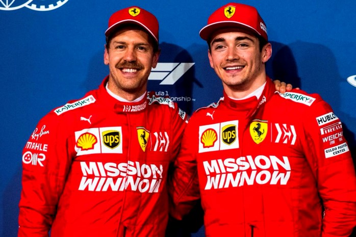 """""""Ferrari heeft problemen tussen Vettel en Leclerc zelf veroorzaakt"""""""