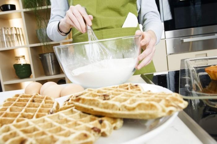 Belgische wafels sterk in trek in het buitenland