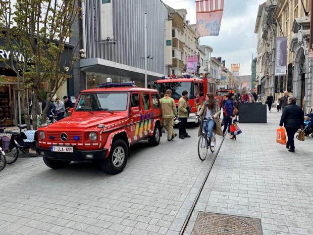 Brandweer rukt tweede keer uit voor brandalarm in Bruul